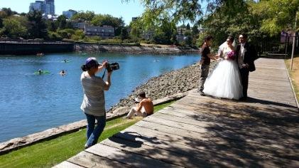 pre wedding in Vancouver