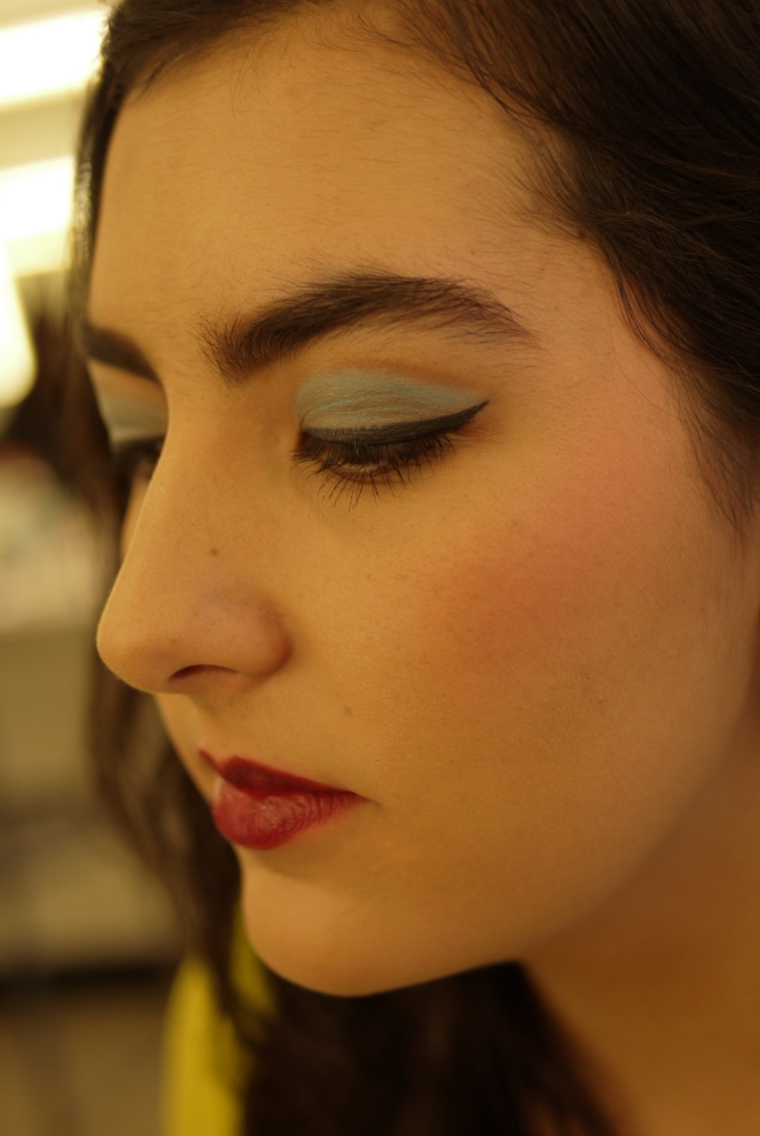 make up by Tracy