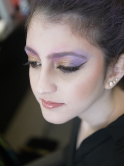Make up by Tracy ,blending makeup